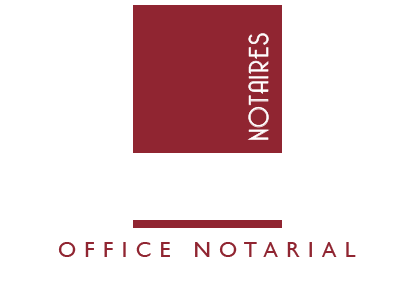 logo notaires 1804 isneauville la ronce blanc