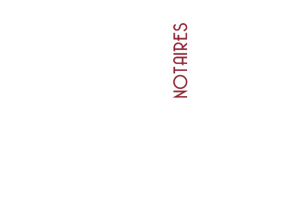 logo notaires 1804 isneauville la ronce