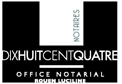 logo notaires 1804 rouen luciline