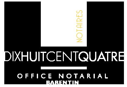 logo notaires 1804 barentin